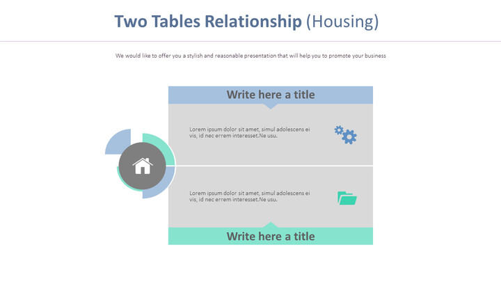Two Tables Relationship Diagram (Housing)_01