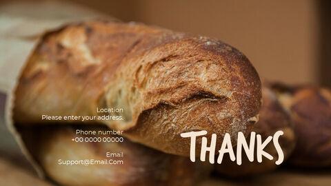 빵 테마 프레젠테이션 템플릿_40
