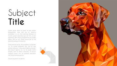 Polygon PowerPoint Templates Multipurpose Design_03