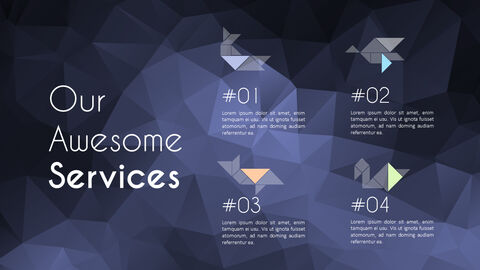 Polygon PowerPoint Templates Multipurpose Design_05