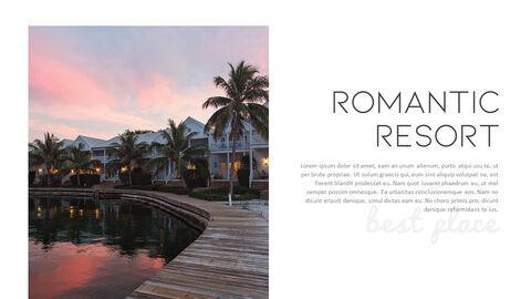 Romantico Resort PowerPoint Templates Design_04