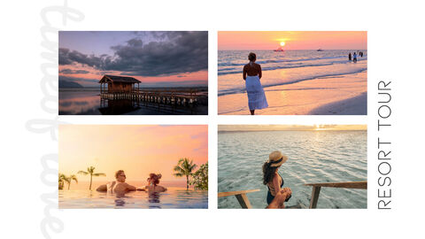 Romantico Resort PowerPoint Templates Design_05