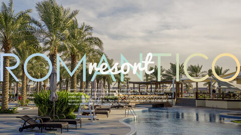 Romantico Resort PowerPoint Templates Design_08