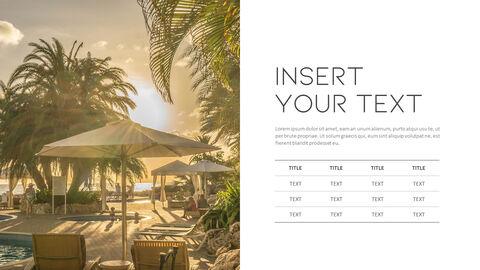 Romantico Resort PowerPoint Templates Design_11