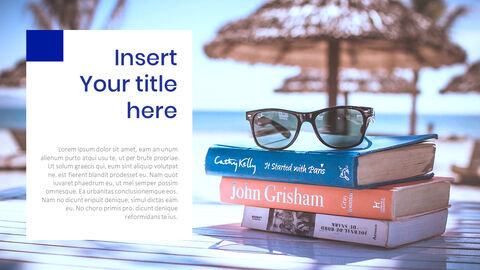 Summer Vacation PowerPoint Templates for Presentation_04