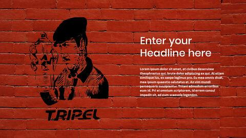 Graffiti Art Theme PPT Templates_02