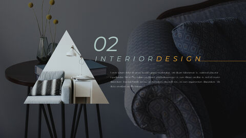 인테리어 디자인 테마 PPT 템플릿_13