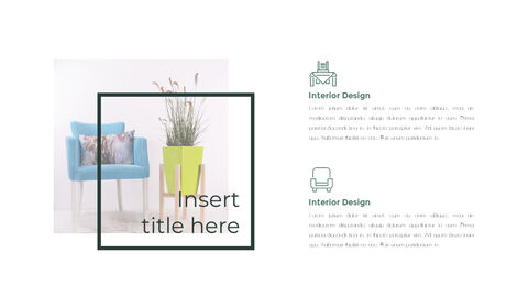 인테리어 디자인 테마 PPT 템플릿_19