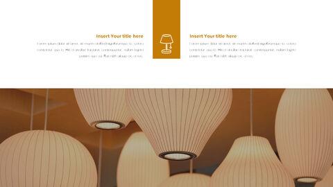 인테리어 디자인 테마 PPT 템플릿_26