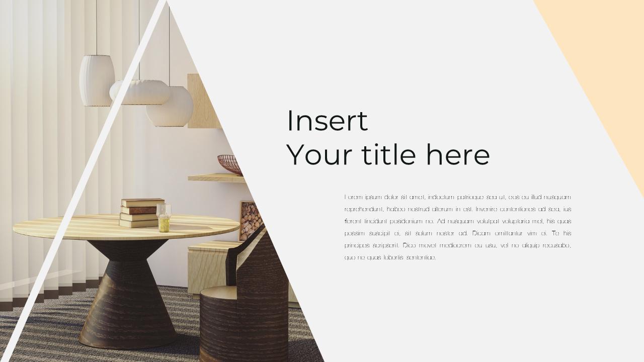lighting in interior design slideshare layout