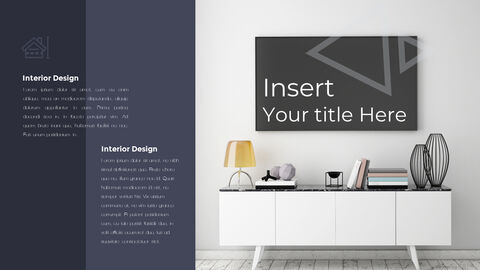 인테리어 디자인 테마 PPT 템플릿_37