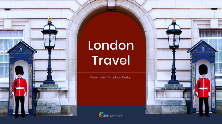 런던 여행 파워포인트 프레젠테이션_01