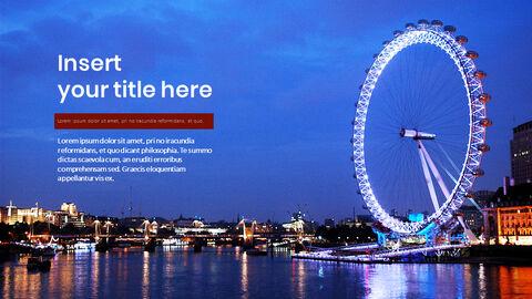 런던 여행 파워포인트 프레젠테이션_04