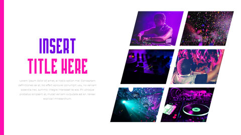 Music Festival PowerPoint Templates Design_04