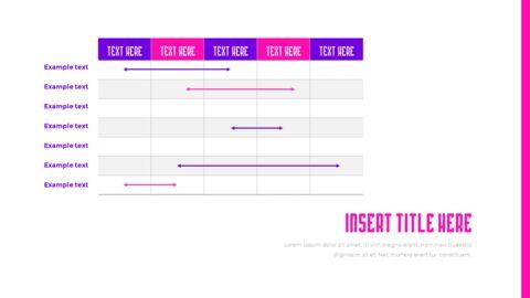 음악 축제 PowerPoint 템플릿 디자인_37