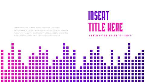 음악 축제 PowerPoint 템플릿 디자인_38