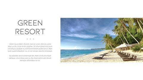 Romantico Resort PowerPoint Templates Design_14