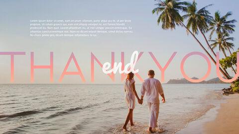 Romantico Resort PowerPoint Templates Design_39