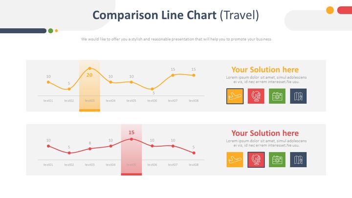 Comparison Line Chart (Travel)_01