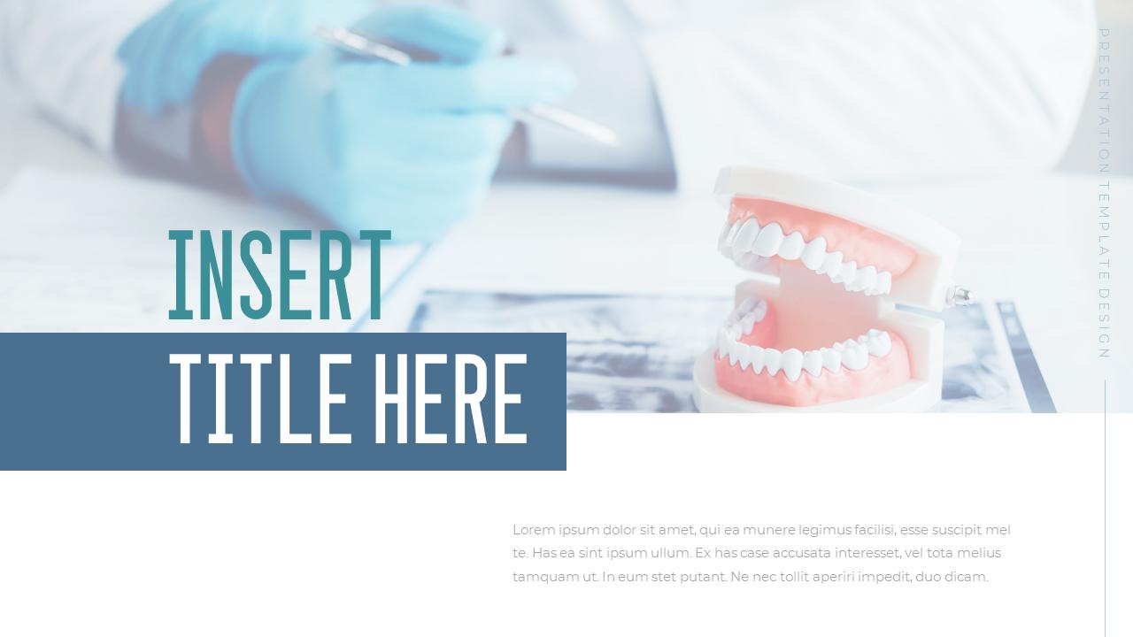 Dentistry Powerpoint Presentation