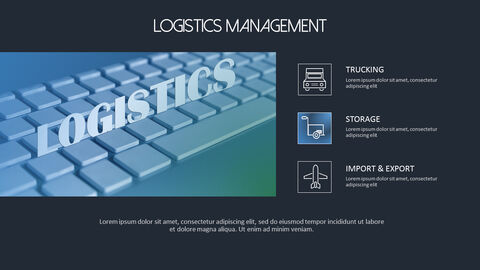Logistics Service PowerPoint Templates_03