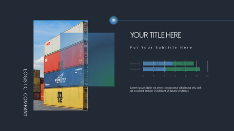 Logistics Service PowerPoint Templates_04