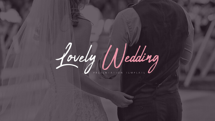 Lovely Wedding PowerPoint Templates for Presentation_01