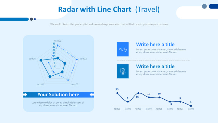 Radar with Line Chart (Travel)_02