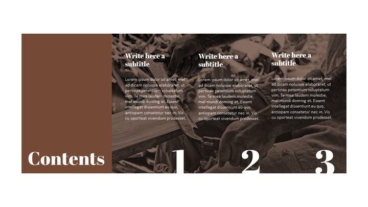 Wood Craft PowerPoint Templates_02