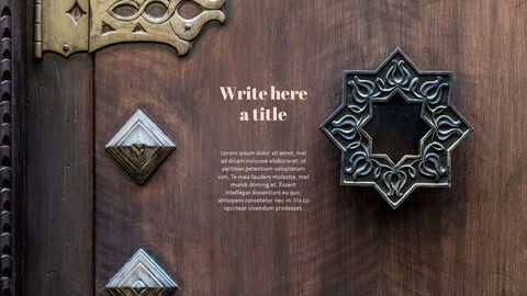 Wood Craft PowerPoint Templates_04