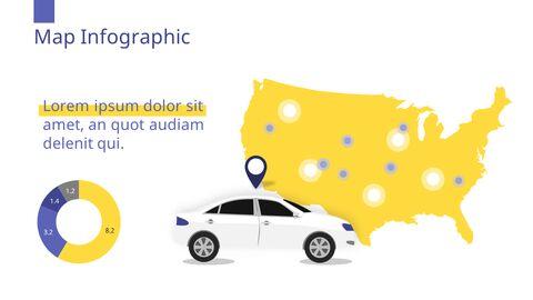 자동차 공유 서비스 PowerPoint 프레젠테이션 템플릿_10