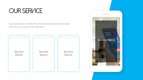 Mobile Payment System Theme PPT Templates_05