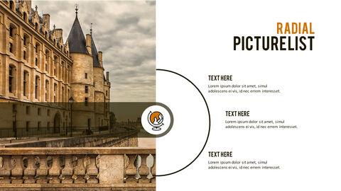 파리 여행 가이드 테마 PT 템플릿_39