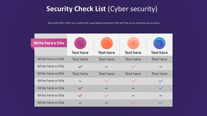 Security Check List Diagram (Cyber security)_02