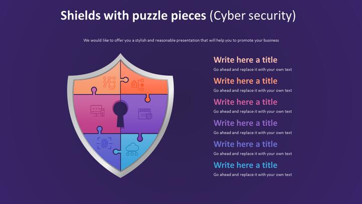 퍼즐 조각 방패 다이어그램 (사이버 보안)_02