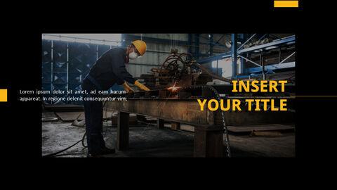 철강 산업 파워포인트 템플릿_06