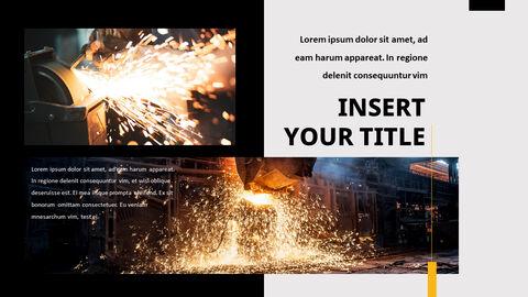 철강 산업 파워포인트 템플릿_13
