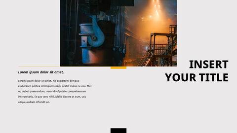 철강 산업 파워포인트 템플릿_14