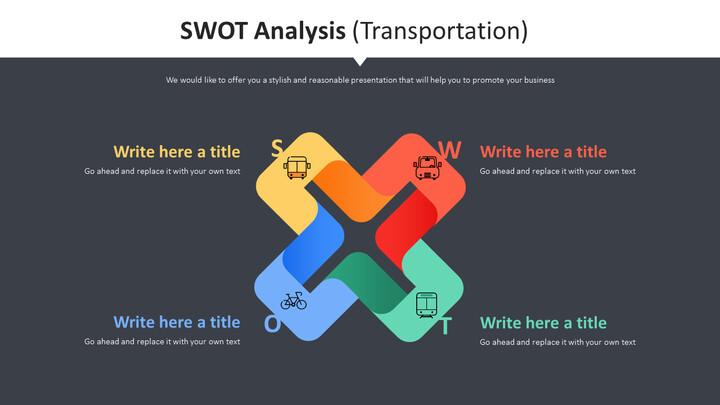 SWOT 분석 다이어그램 (교통)_02