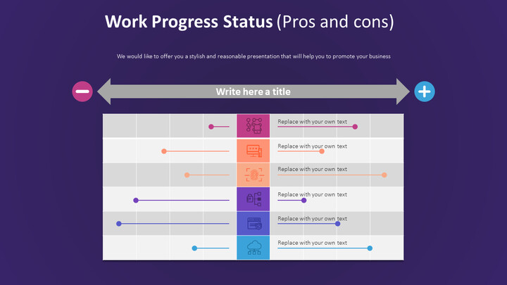 Work Progress Status Diagram (Pros and cons)_02
