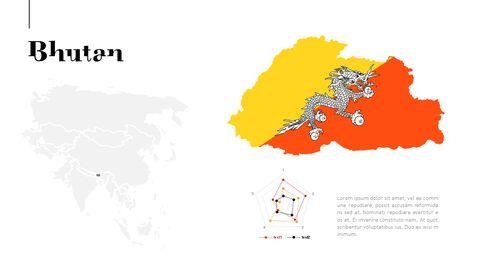 아시아 지도 프레젠테이션_13