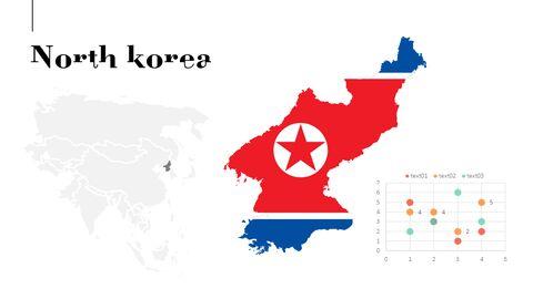 아시아 지도 프레젠테이션_26
