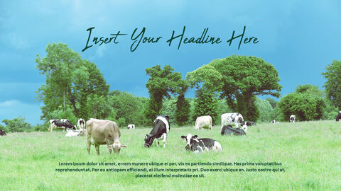 Farm and Livestock Powerpoint Presentation_05