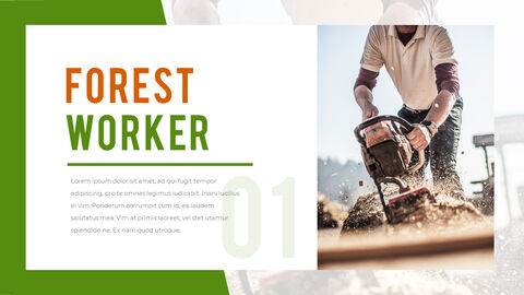 Forestry PowerPoint Templates Design_04