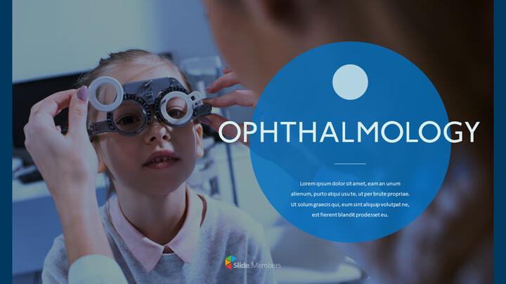 안과 (ophthalmology) 테마 PT 템플릿_01