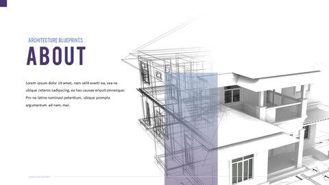 건축 설계도면 파워포인트 템플릿_04