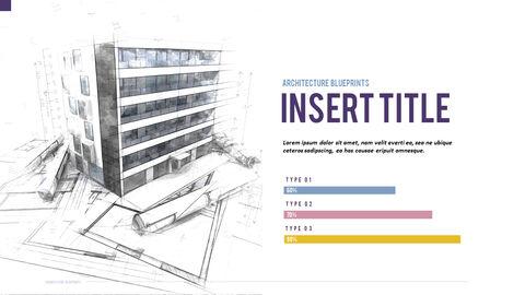 건축 설계도면 파워포인트 템플릿_07