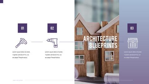 건축 설계도면 파워포인트 템플릿_20