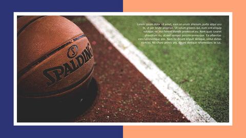 농구 경기 베스트 PPT 템플릿_23