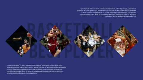 농구 경기 베스트 PPT 템플릿_25